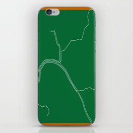 San Francisco BART iPhone Skin