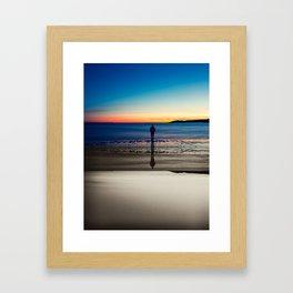 """Introspecion"" Fine Art Print Framed Art Print"