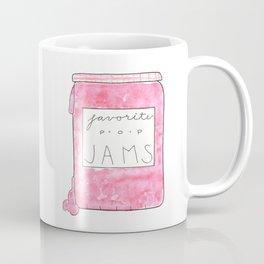 favorite pop jams Coffee Mug