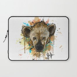 Spotted Hyena Laptop Sleeve