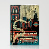 london Stationery Cards featuring London  by Peter Coleman