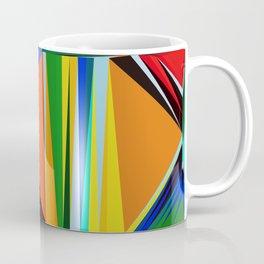 Abstract Composition 649 Coffee Mug