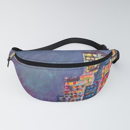 From Vancouver Harbour Fanny Pack