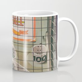 Skee Ball Game Coffee Mug