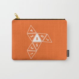 Unrolled D8 Carry-All Pouch