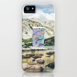 Wide Open iPhone Case