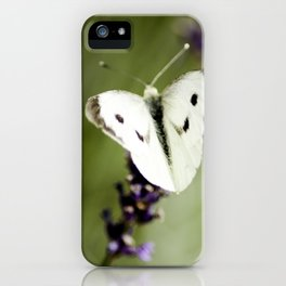 Butterfly Dream 2 (Square) iPhone Case