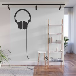 For the love of music 2.0 Wall Mural