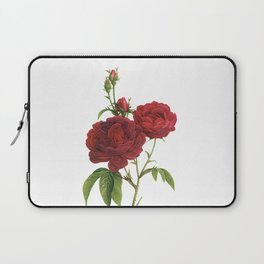 Vintage Red Rose [02] Laptop Sleeve