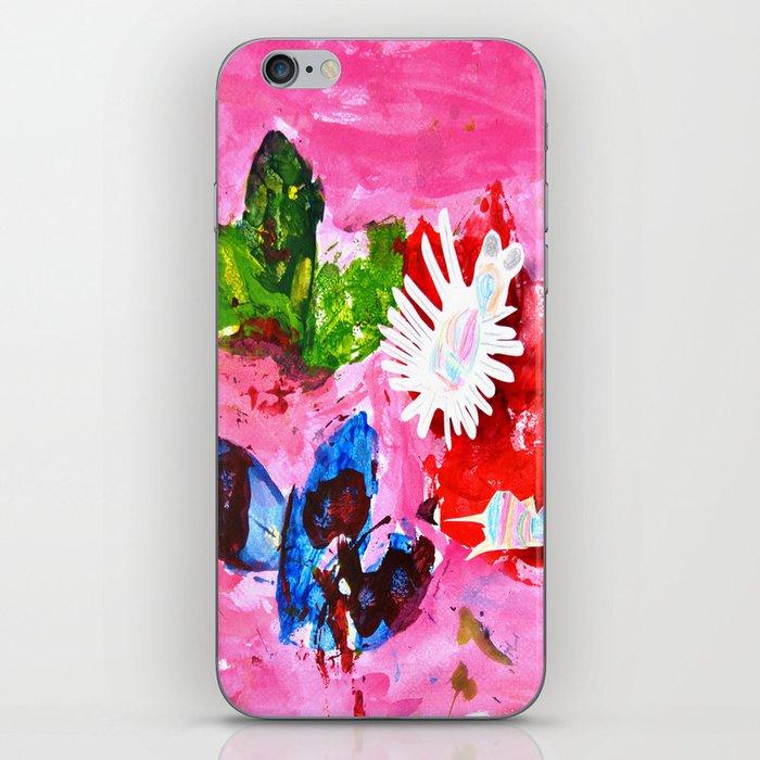 BUTTERFLiES TRANSFORMATiON | Craft Kid iPhone Skin