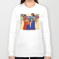 happy birthday Long Sleeve T-shirts featuring Happy Birthday! by 2cute