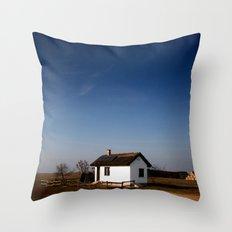 Home. Throw Pillow
