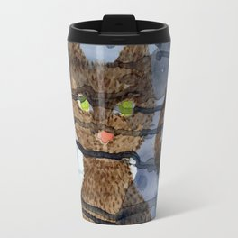 Gato Macabro Travel Mug