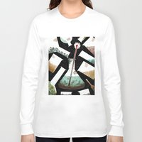science Long Sleeve T-shirts featuring Science! by Joe Lillington