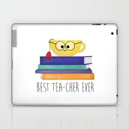 Best TEAcher Ever Laptop & iPad Skin