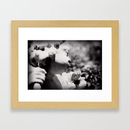 crafted stone 1 Framed Art Print