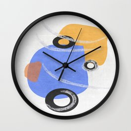 City Car  #Society6 #buyart #decor Wall Clock
