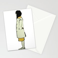 The Coat Stationery Cards