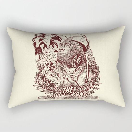 KILL THE KONG Rectangular Pillow