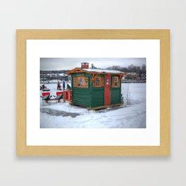 Winni Bobhouse Framed Art Print