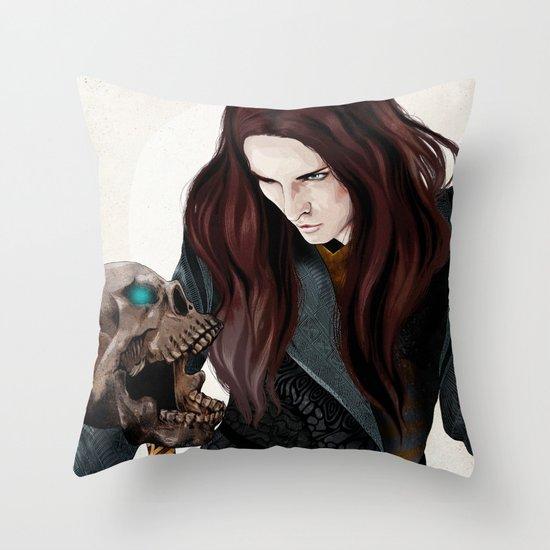 Vasilisa Throw Pillow
