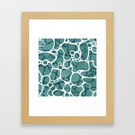 H20 Framed Art Print