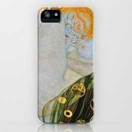 Gustav Klimt - Danae iPhone Case