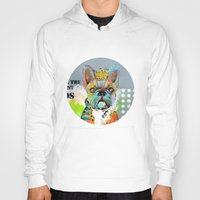 dogs Hoodies featuring Dogs... by zAcheR-fineT