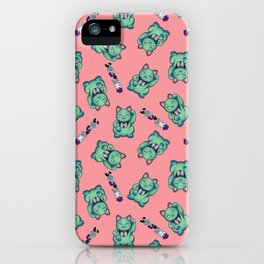 Maneki Neko Kei iPhone Case