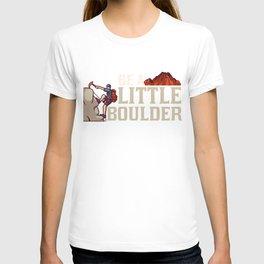 Rock Climbing Gift Bouldering Climber T-shirt