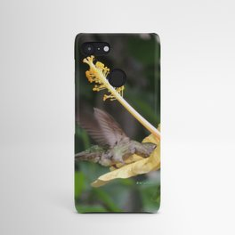 Hibiscus and Visitor Android Case
