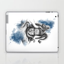 Nothing kills me like my mind Laptop & iPad Skin