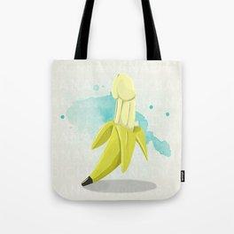 Banana Dick Tote Bag