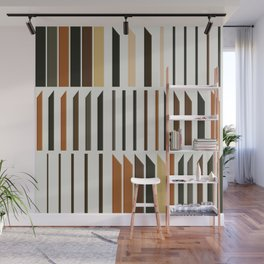 Abstract Composition 563 Wall Mural