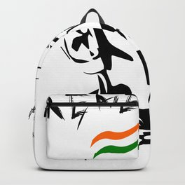 Mahatma Gandhi | Renegade - Leader of the Indian independence movement Backpack
