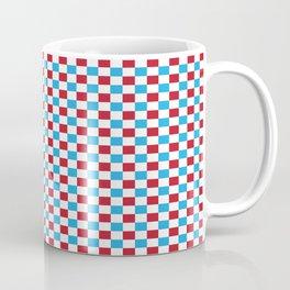 Nautical Tiles Coffee Mug
