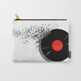 Vinyle  idsc Carry-All Pouch