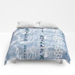 Surf 1 Chillax Comforters