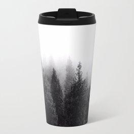 Silent Forest Dark Travel Mug