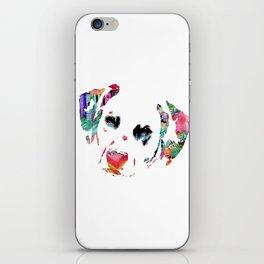 Delilah the Dalmatian iPhone Skin