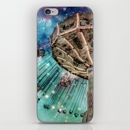 Dip Your Toes In the Stars iPhone Skin