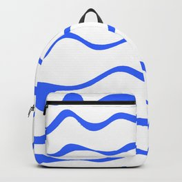 Mariniere marinière – new variations I Backpack