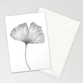 Ginkgo biloba I Stationery Cards
