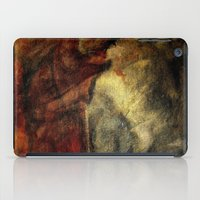 poetry iPad Cases featuring poetry studies by Imagery by dianna
