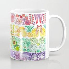Eat the rainbow Coffee Mug