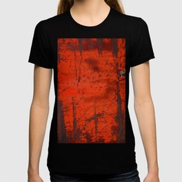 Red Roof Hatch T-shirt