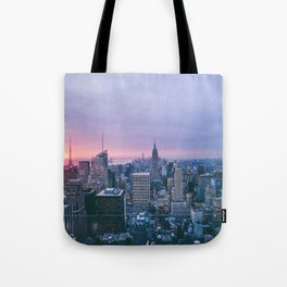 New York 11 Tote Bag