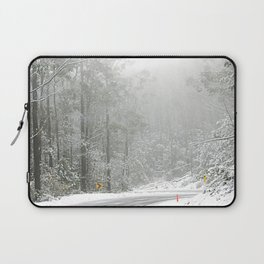 Down the Summit Laptop Sleeve