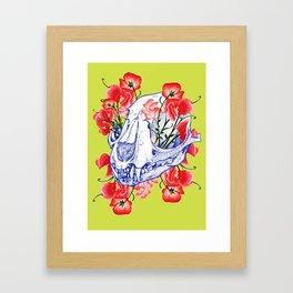 Deathvslife5 Framed Art Print