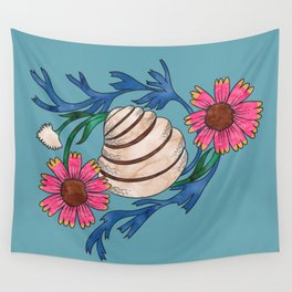 Pawleys Island Shell Wall Tapestry